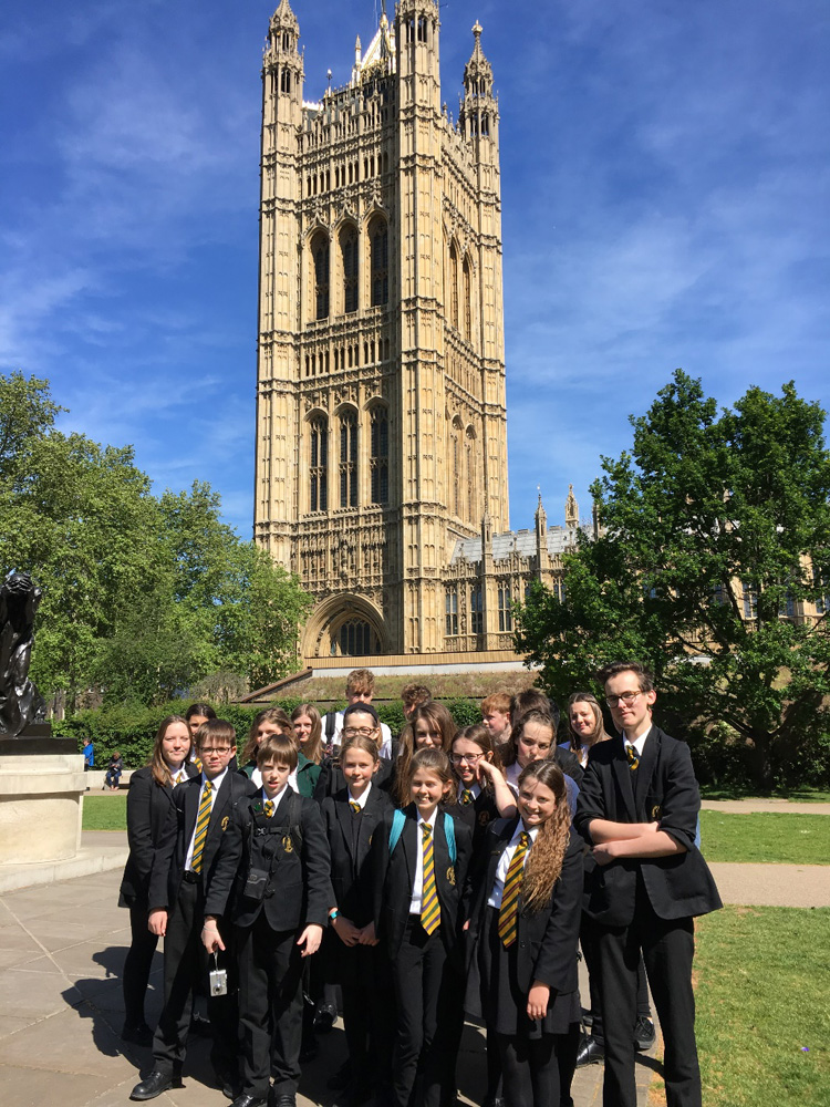 Student Council: seeing democracy in action